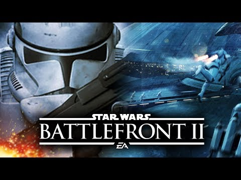 Star Wars Battlefront 2 - Phase 1 vs Phase 2 Clone Troopers In-Depth!