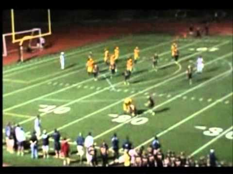 Bobby Braman Oak Ridge High School Safety Final Highlights