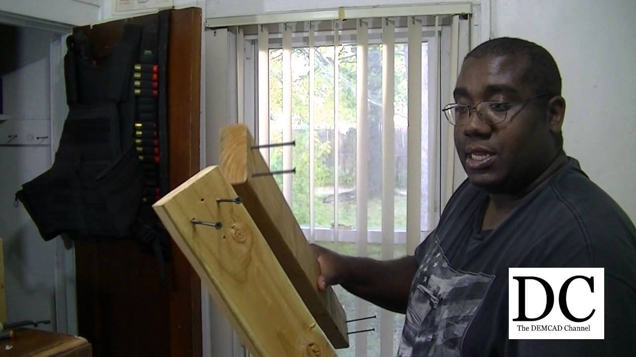 Shtf Home Security Wood Barriers For Windows Youtube