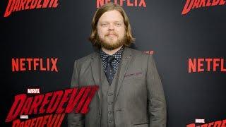 Elden Henson on Foggy - Marvel's Daredevil Season 2 Red Carpet
