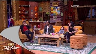 Ini Talk Show 17 Juni 2015 Part 1/6 - Tora Sudiro, Mieke Amalia, Oky Setiana dan Asri Welas