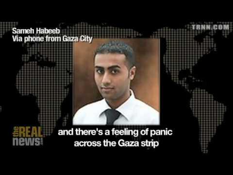 Israeli troops invade Gaza