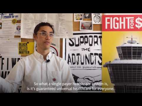 East Bay DSA CA Single Payer Canvassing