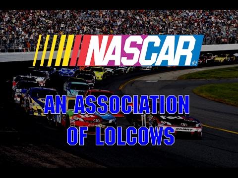 NASCAR - An Association of Lolcows