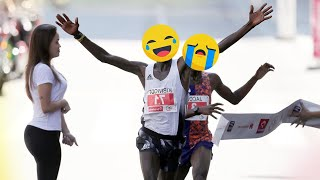 When Athletes Celebrate Too Early | Cry or Laugh ??