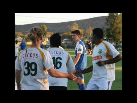 Kanga Cup 2016 Team Profile - Falcons United FC, Alice Springs