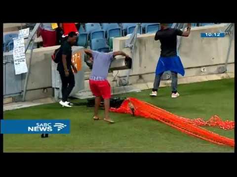 Velile Mbuli on the ugly scenes at Moses Mabhida Stadium