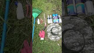 벌초 시작전 준비물과 안전물품