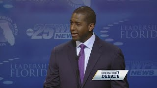 Gillum: We got 99 issues and Hamilton ain't one of them