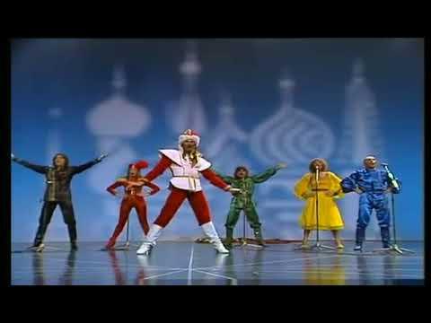 Dschinghis Khan   Moskau / Чингисхан Moscow 1979