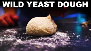 How to capture wild yeast for bread (and WHY it works)