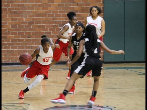 Bryan County Middle School Girls 50 Toombs County 35