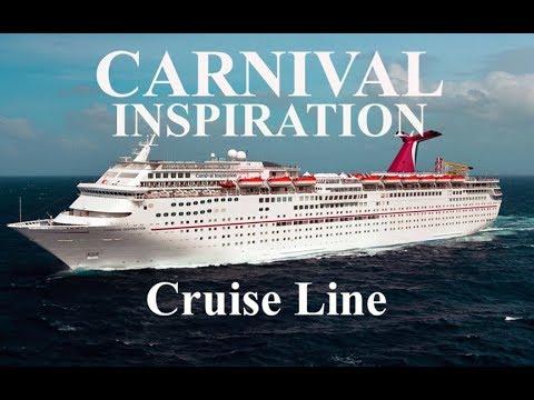 Carnival Inspiration Cruise Line in 4K
