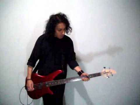 Lebanon Hanover - Gallowdance Bass Cover