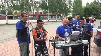 7xSF 2 ryhmä Vaihda kaistaa, Haapajärvi