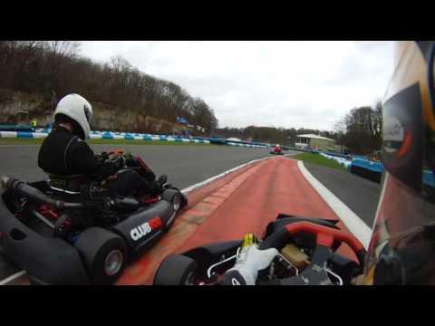 Club 100 2017 Quadrant Rd 1 - Buckmore Park - Race 2