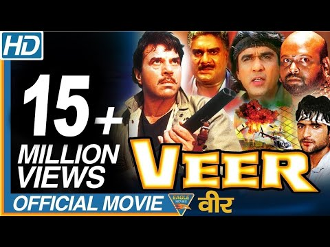 Thumbnail: Veer Super Hit Hindi Full Length Movie || Dharmendra, Jayapradha, Gouthami || Eagle Hindi Movies