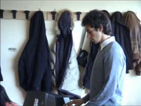 Liceo Mattioli Vasto - Laboratorio di musica con Angelo Canelli - 2004/05