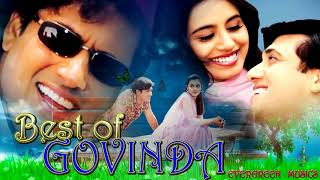Govinda Top 10 Collections | Hits of Govinda | गोविंदा सुपरहिट के गाने | Superhit Bollywood Songs