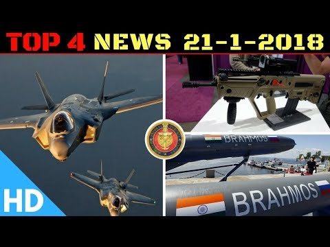 Indian Defence Updates : US Offers India Custom Built F-35,Army's Fast Track Purchase,800Km Brahmos