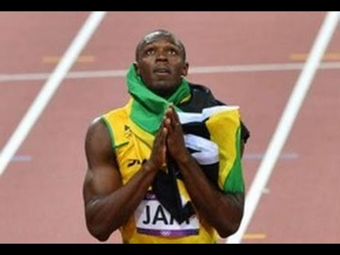 USAIN BOLT, FASTEST MAN IN WORLD AND GOD HONORING CHRISTIAN, MAKES OLYMPIC HISTORY