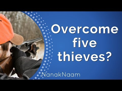 How to ovecome the five thieves?