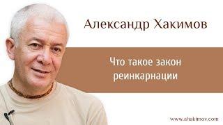 Смотреть видео Что такое закон реинкарнации? - Александр Хакимов - Москва 6.12.2016 онлайн