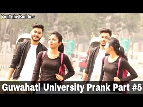 Prank in Gauhati University (Part 5) || Assamese prank in Assam || Buddies Assam | Assamese comedy