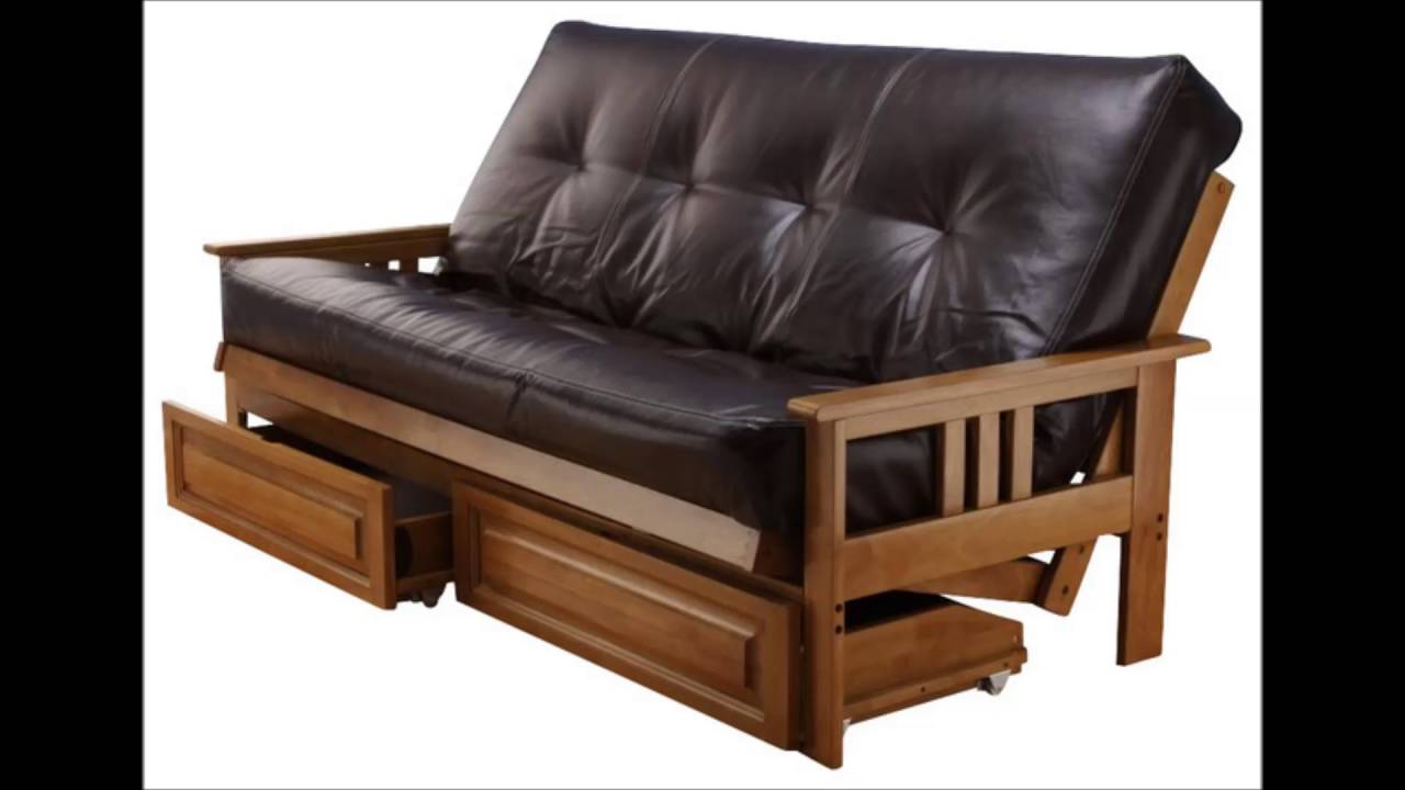 find sale andover full size futon sofa bed youtube. Black Bedroom Furniture Sets. Home Design Ideas