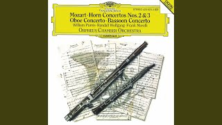 Mozart: Horn Concerto No.2 In E Flat, K.417 - 3. Rondo. Allegro - Cadenza: William Purvis