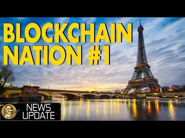France The #1 Bitcoin & Cryptocurrency Country ?
