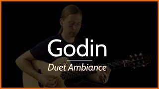 Godin Multiac Nylon Duet Ambiance Review