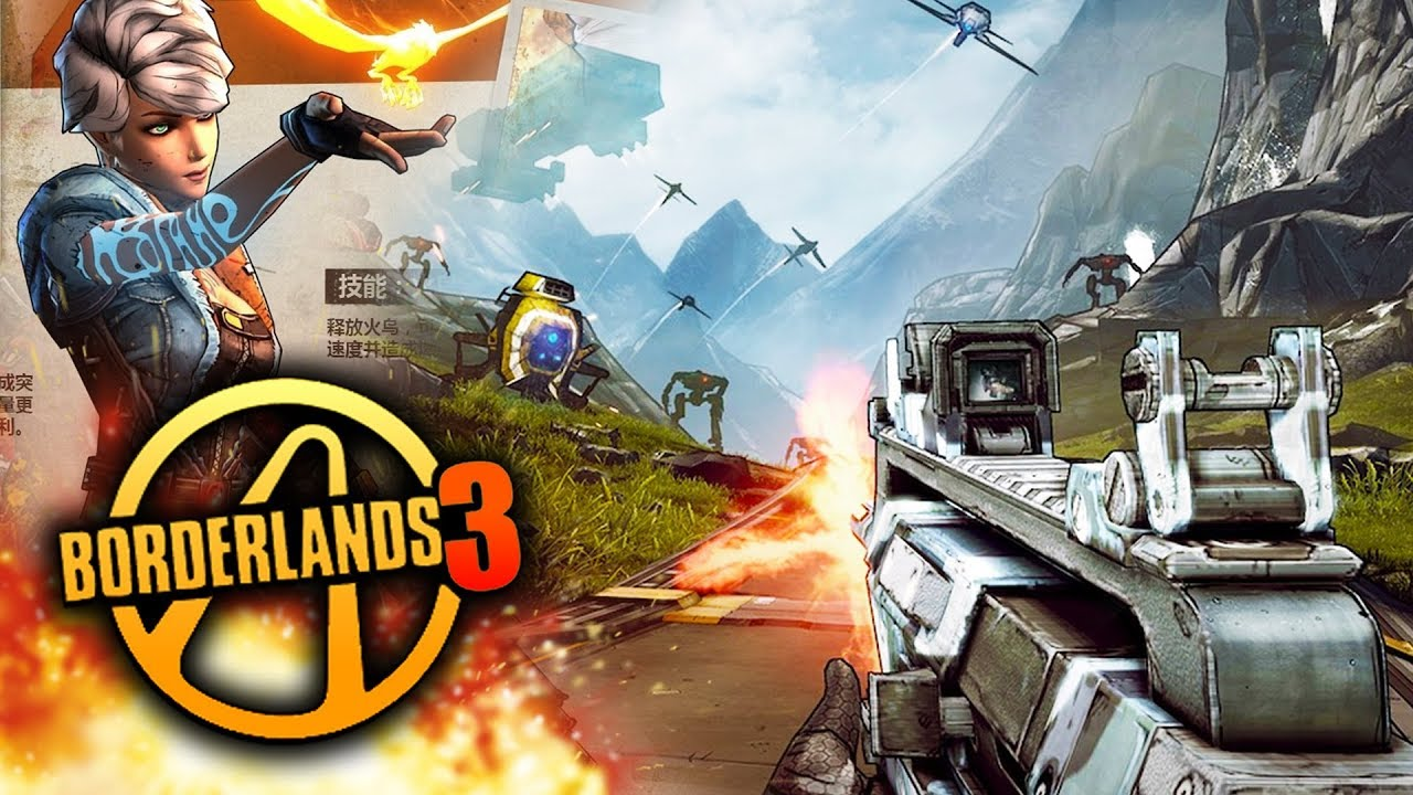 BORDERLANDS 3 - Exciting New Teases! Release Date Window ... Borderlands 3 Release Date