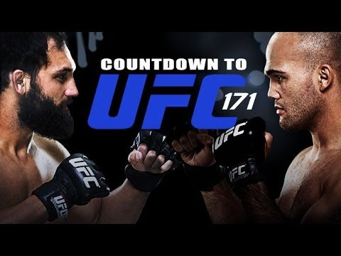 Conteo Regresivo a UFC 171: Johny Hendricks vs. Robbie Lawler