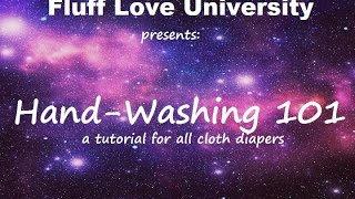 Gambar cover Hand Washing Cloth Diapers 101 - Fluff Love University