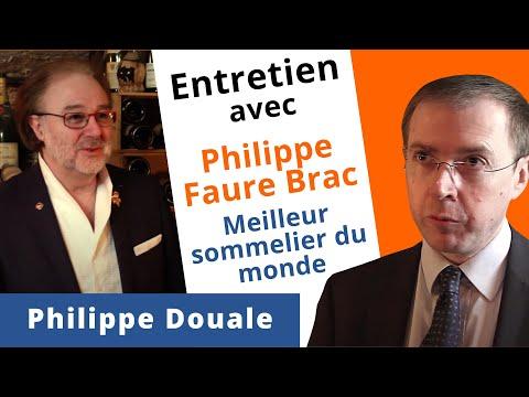 Philippe Faure Brac - Meilleur sommelier du monde (Interview)