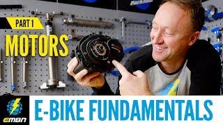 E Mountain Bike Motors Explained | EMBN's E-Bike Fundamentals Part 1