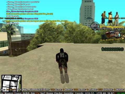 SA:MP Virtual Life Gartoba [By Kenway Troll] #1