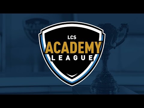 Team SoloMid Academy vs FlyQuest Academy vod