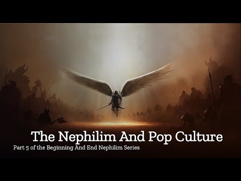 The Nephilim And Pop Culture