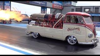 Oklahoma Willy Jet Bus - DAS Auto Show 2019 - 11.36 @ 142mph