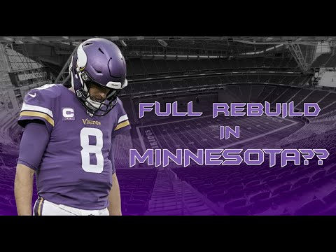 What Are The Minnesota Vikings DOING?!