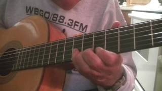 Guitar In The Kitchen: Corcovado