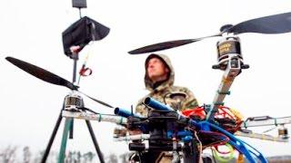 Как война подарила Украине перспективность дронов