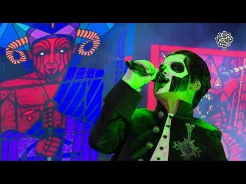 "Ghost - Ritual ""live"" Lollapalooza Chile 2016.(HD)"