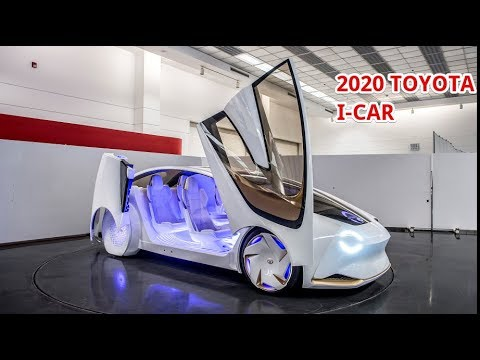 WACHT!!!! NEW 2020 TOYOTA I CAR SELF DRIVING CONCEPT