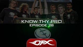 DotA2 - Know Thy Pro - Epi.28 - EG