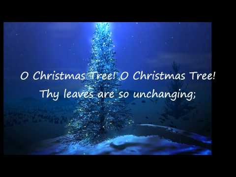 Cedarmont Kids - O Christmas Tree with lyrics