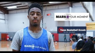 "Cliff Guidry C/O 2018 ""Mark Your Moment"" Basketball Showcase Highlights (2018)"