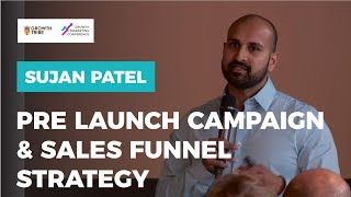 Pre launch Marketing Campaign & Sales Funnel Strategy by Sujan Patel